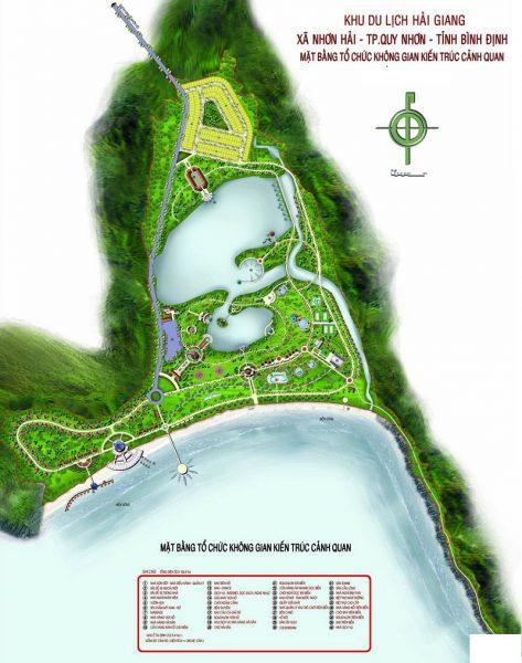 Mat bang du an - Mặt bằng dự án Hải Giang Merry Land