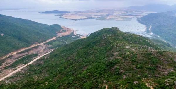 Tien ich du an - Nhìn từ trên cao xuống dự án đầy tiềm năng Hải Giang Merry Land