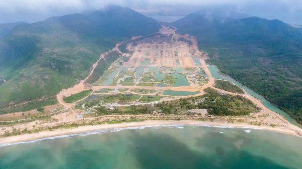 Vi tri du an - Tiềm năng vị trí dự án Hải Giang Merry Land