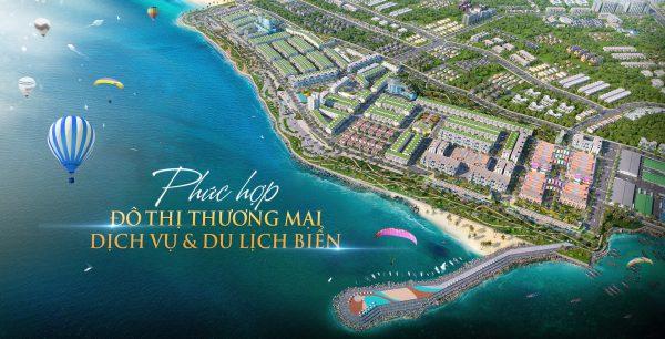 Phối cảnh Dự án Lagi New City - Bình Thuận
