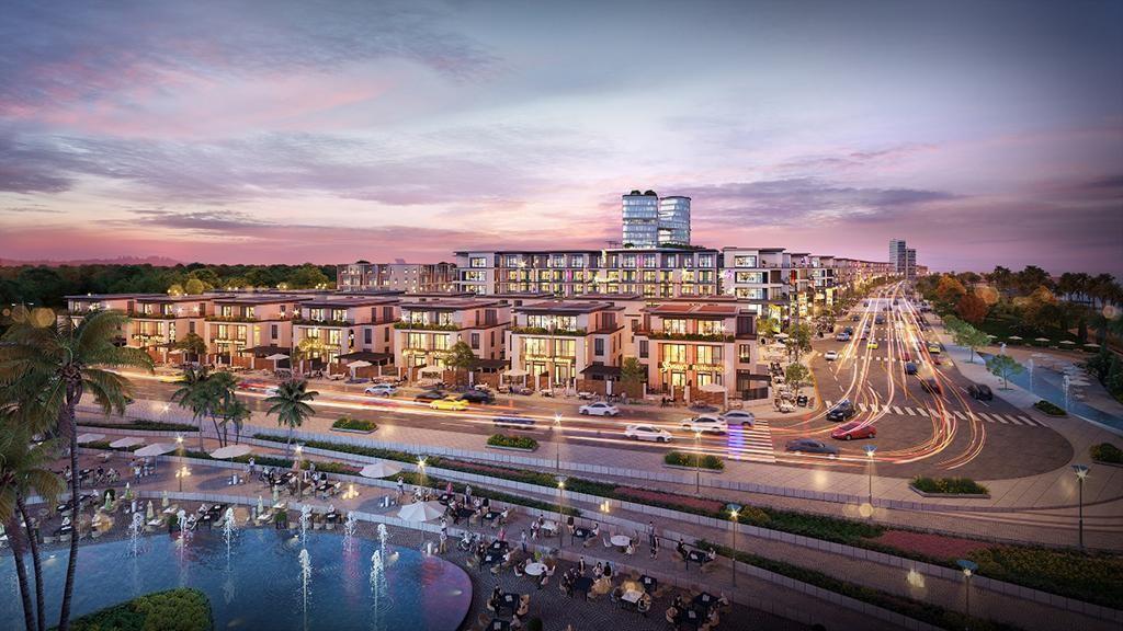 Lagi New City là phức hợp đô thị thương mại - dịch vụ và du lịch biển đầu tiên được phát triển tại La Gi